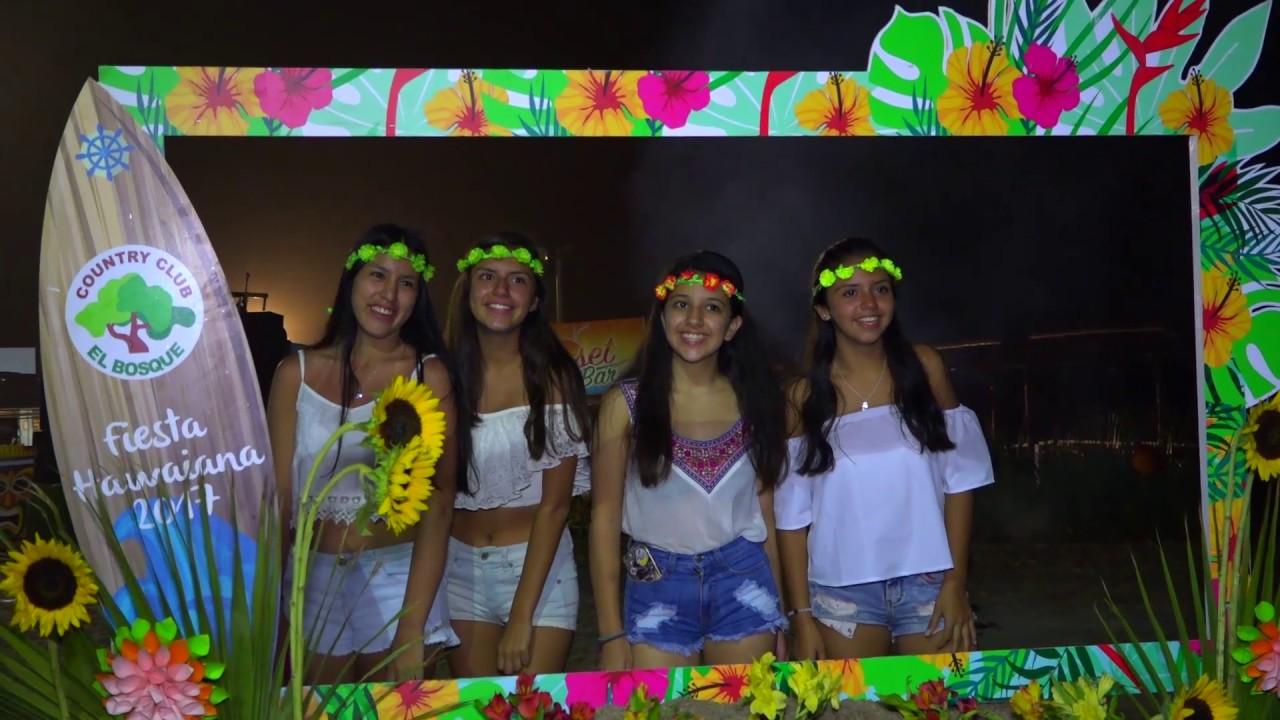 En Sede Fiesta Fiesta Hawaiana Playa v0yN8nOmw