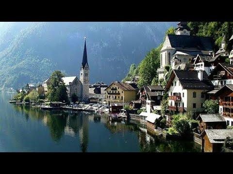 Unforgotable Road Drive To Austrian Mountains.|| Amazing Mountain Pass Of Austria