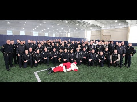 """DuPage County Sheriff's Office 2017 """"Shop with a Cop"""""""