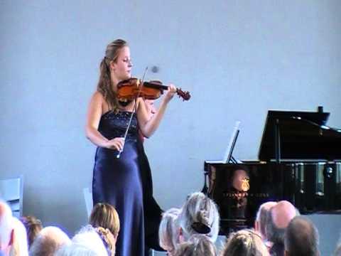 Copenhagen Summer Festival 2011, Johanna Qvamme and Leif Greibe
