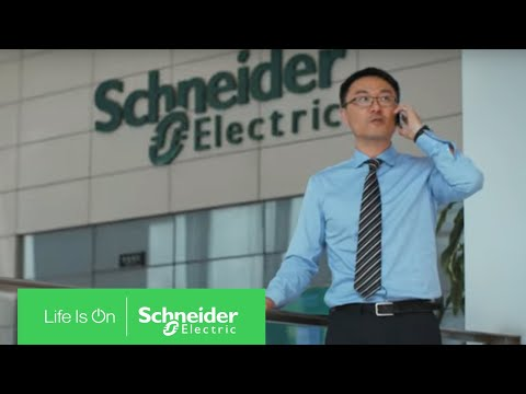 Employee Testimonials at Schneider Electric
