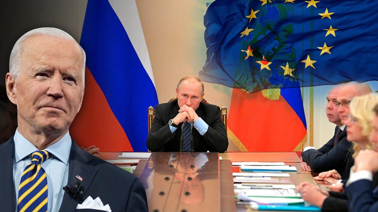 Biden administration unveils raft of sanctions on Russia | Alexey Navalny