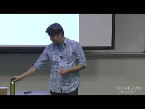 Stanford Seminar - Comfortable, Communcal, and Creative Computing
