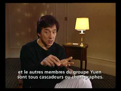 Jackie Chan Life Interview Part 1