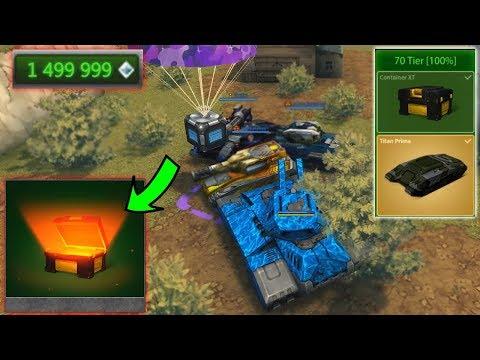 Tanki Online - Epic Juggernaut Special Gold  Box Video #4 Insane Catches |  |Танки Онлайн