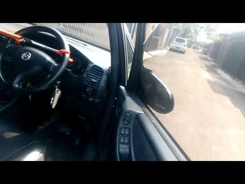 Video Riview Mobil Chevrolet Zafira Tahun 2001 A/T