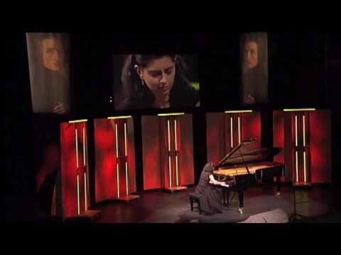 Nino Gvetadze plays  Wagner  - Liszt Isolde's Liebestod