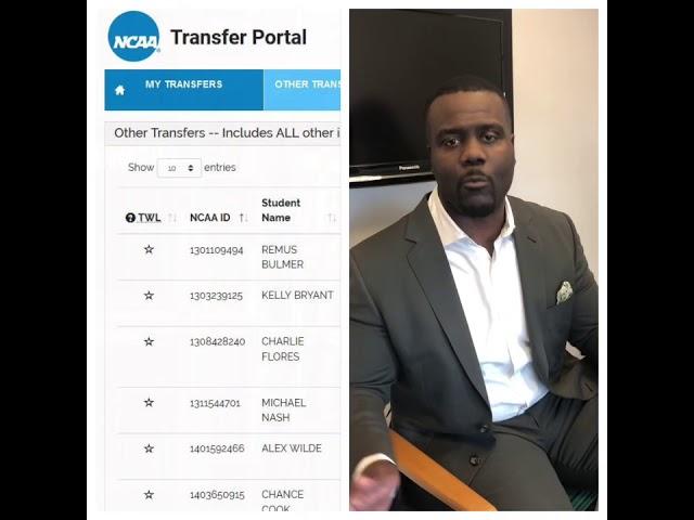 College Football Transfer Portal: Kids Getting Bad Advice #WrighsterOrWrong