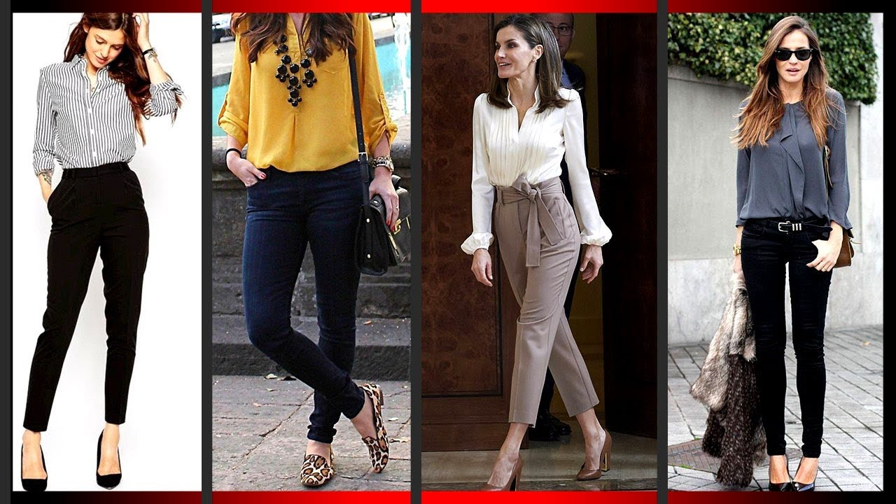 Office Wear Style Dress Code Ideas