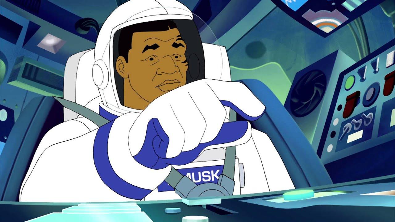 mike tyson mysteries heavyweight champion of the moon mondays at
