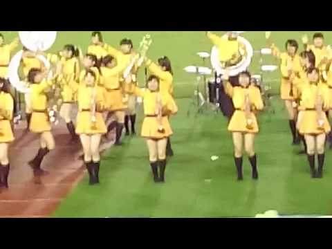 Kyoto Tachibana SHS Band  2016 Japan Professional Football League Half Time Show