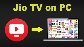 How to use Jio TV on PC | Live TV on PC | Live channels on PC | Watch Live TV on PC | Testify Tricks