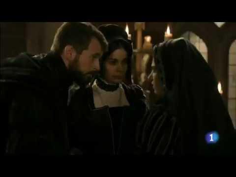 Dowager Queen Eleanor returns to her Habsburg family (Carlos, rey emperador)