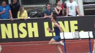 Московские студенческие спортивные игры XXIX финал 100 метров.