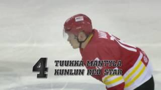 KHL Top 10 Hits for Week 10(Все хайлайты и моменты матчей доступны для просмотра на http://video.khl.ru/, 2016-11-03T12:57:33.000Z)