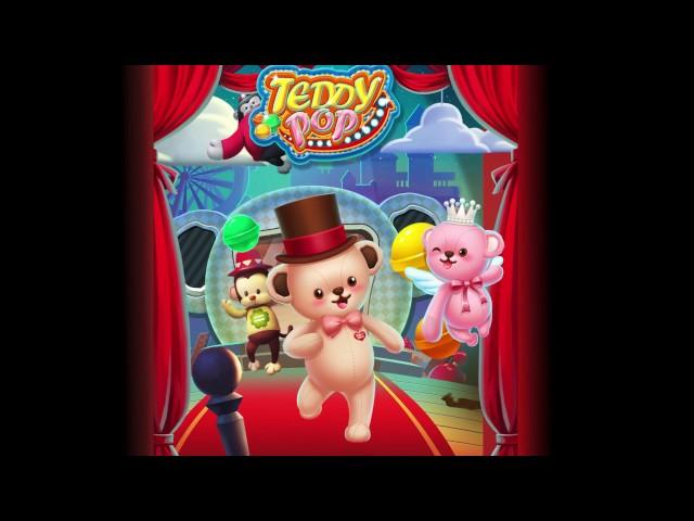 Teddy Pop - Bubble Shooter - Trailer Android EN