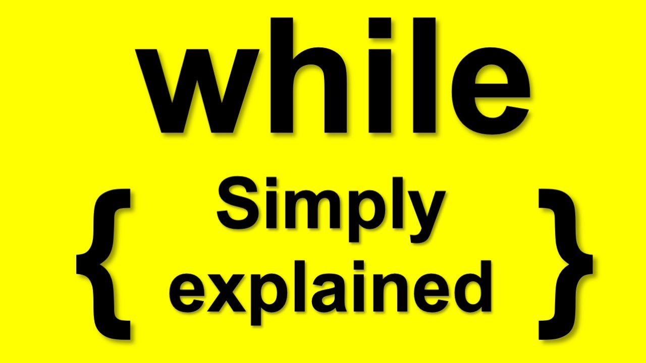 While Loop Programming Examples in C#