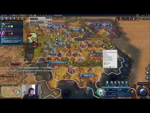 Civ 6 Game 33: Greece (Pericles) (6FFA) Part 4