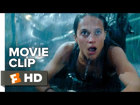 Tomb Raider Movie Clip - Boat (2018) | Movieclips Coming Soon