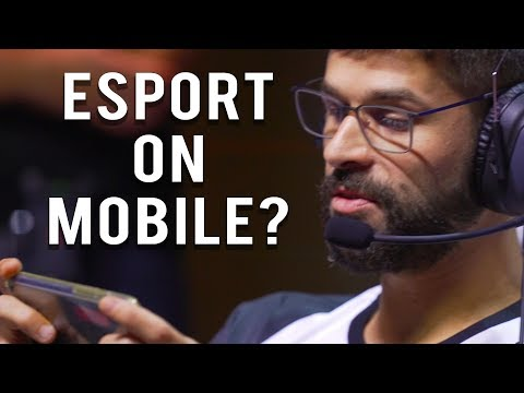 ESPORT On MOBILE?