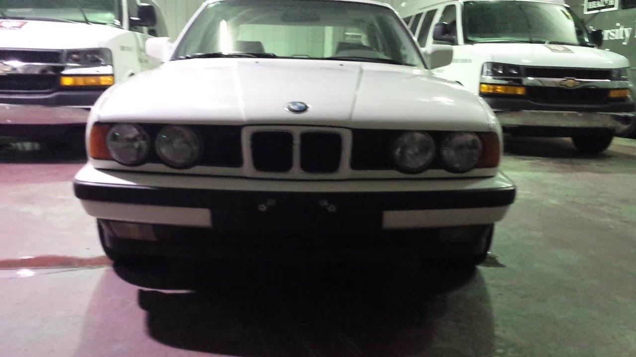 1991 Bmw 525i  Classic