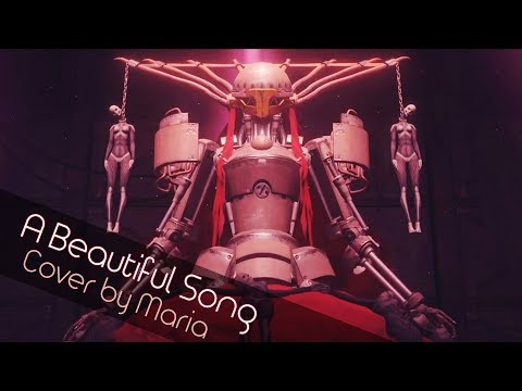 【Maria】NieR: Automata - A Beautiful Song (Simone) | Cover |