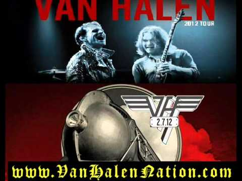 """VAN HALEN - THE TROUBLE WITH NEVER """"A Different Kind of Truth"""" ( studio Cut)"""