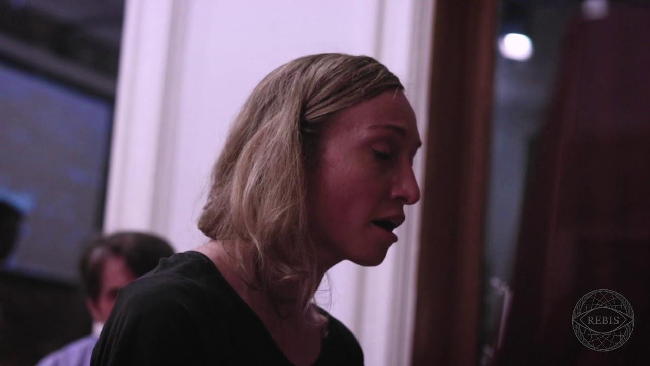 Rebis Launch: Laura Loriga (Mimes of Wine)