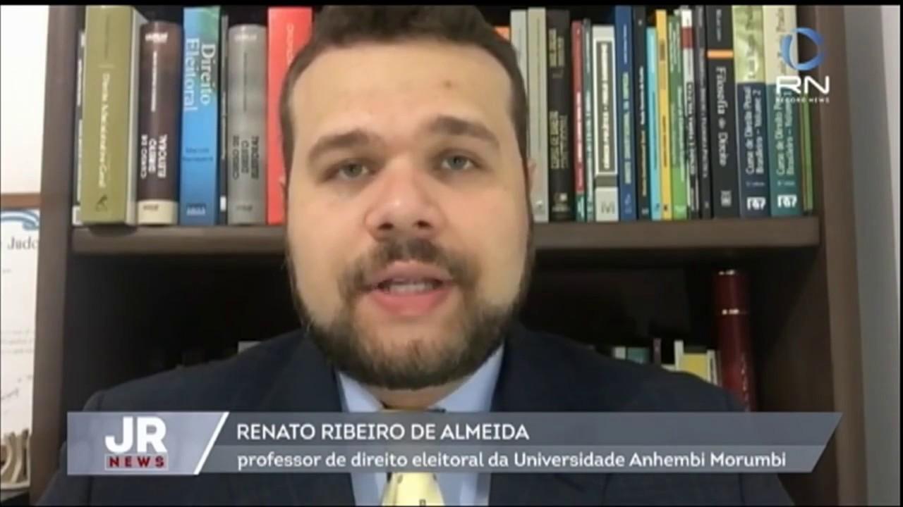 Dr. Renato Ribeiro de Almeida - 10 medidas contra a corrupção e compra de votos -  Record News