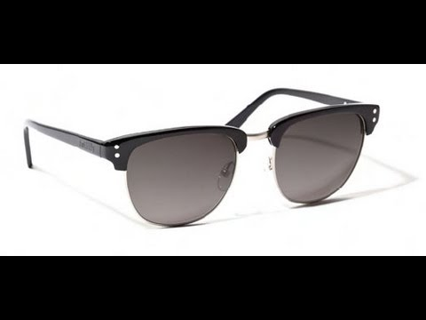 Ashbury 'Griffin' Sunglasses Unboxing HD