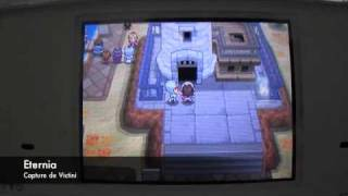 Pokémon Versions Noire et Blanche : Capturer Victini avec le Pass Liberté