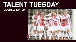 Talent Tuesday Classic Match:  Ajax O19 - Breidablik O19