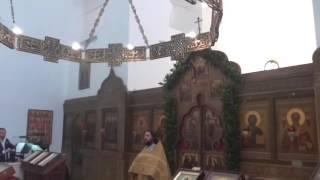 Утренняя воскресная служба в русской православной церкви св.Николая Чудотворца в Бари , Италия.(Этот ролик обработан в Видеоредакторе YouTube (http://www.youtube.com/editor), 2016-10-09T16:20:40.000Z)