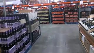 Liquor Wine Beer Video Alcohol Prices Usa Costco Review Whiskey Vodka