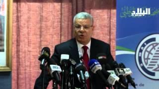 عمار سعداني / الآمين العام لحزب جبهة التحرير الوطني* *EL BILED TV * *