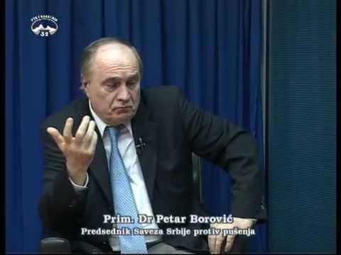 TV MEDIKUS - Prim. Dr Petar Borovic