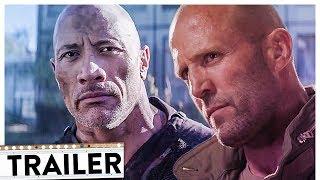 FAST & FURIOUS: HOBBS & SHAW Trailer 2 Deutsch German (HD)