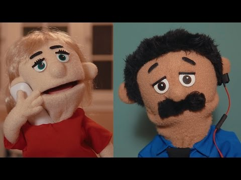 Customer Service | Awkward Puppets