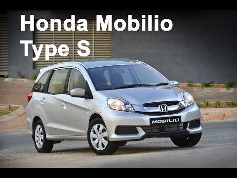 All New Honda Mobilio Type S 2016 - Indonesia