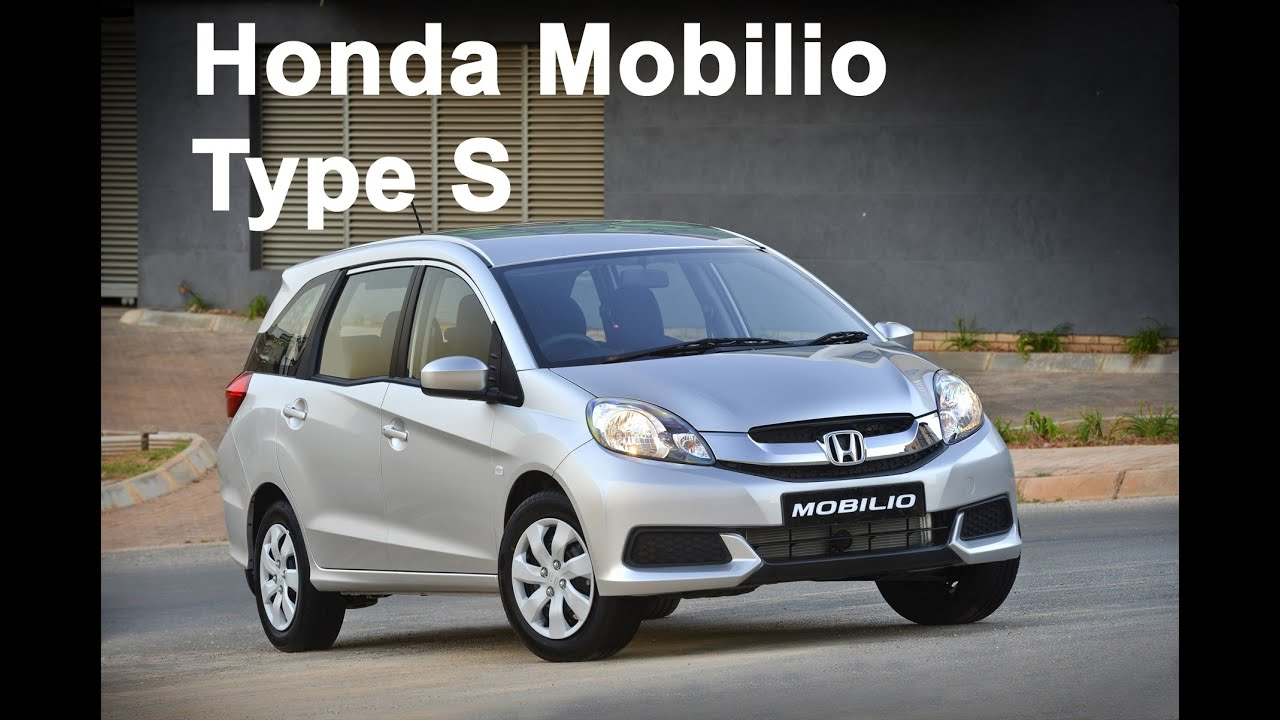 all new honda mobilio type s 2016 indonesia youtube