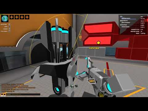 Robocraft: How to use Electroplates