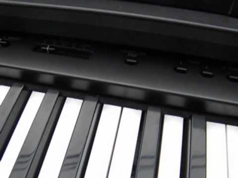 Yamaha clavinova clp 550 youtube for Yamaha clavinova clp 550