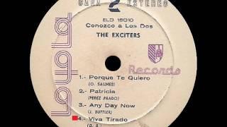 The Exciters - Viva Tirado -  LOYOLA LP 15010