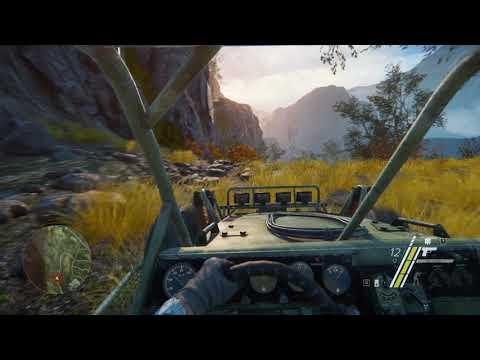 Sniper Ghost Warrior 3 – The Sabotage DLC – Exploring an Old Graveyard |