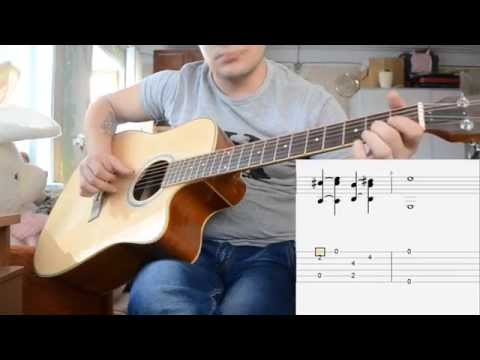 How To Play(как играть) Ария - Закат (интро)