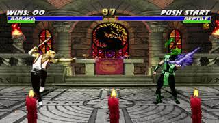 Pandora's box- Mortal kombat trilogy with music