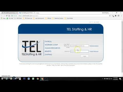 TEL Login | TEL TotalCare Client Employee Portal Member