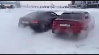 MERCEDES AMG VS AUDI RS 7