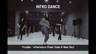Video Afterhours (Feat. Diplo & Nina Sky) - TroyBoi | Girls HipHop  | INTRO DANCE MUSIC STUDIO download MP3, 3GP, MP4, WEBM, AVI, FLV Juni 2018