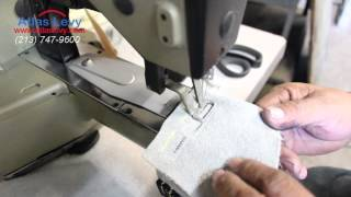 bartack sewing machine